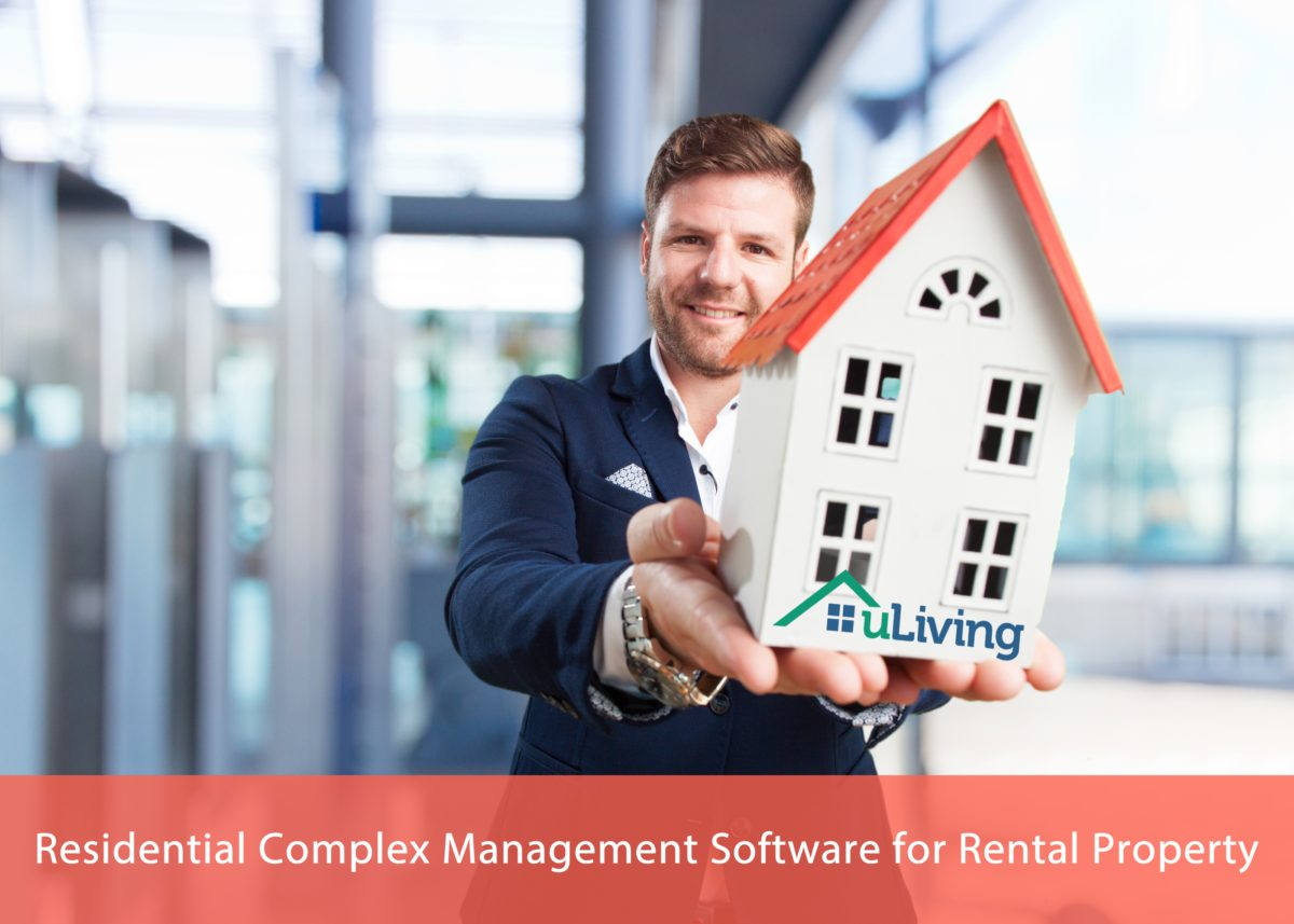Residential Complex Management Software